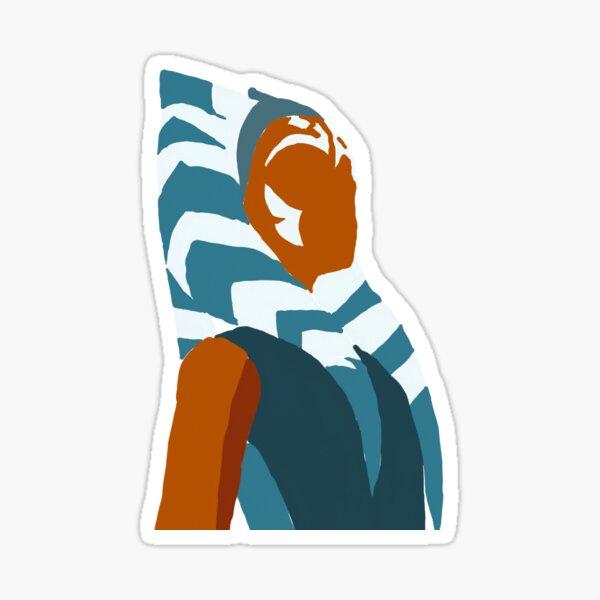 Ahsoka Lives Sticker