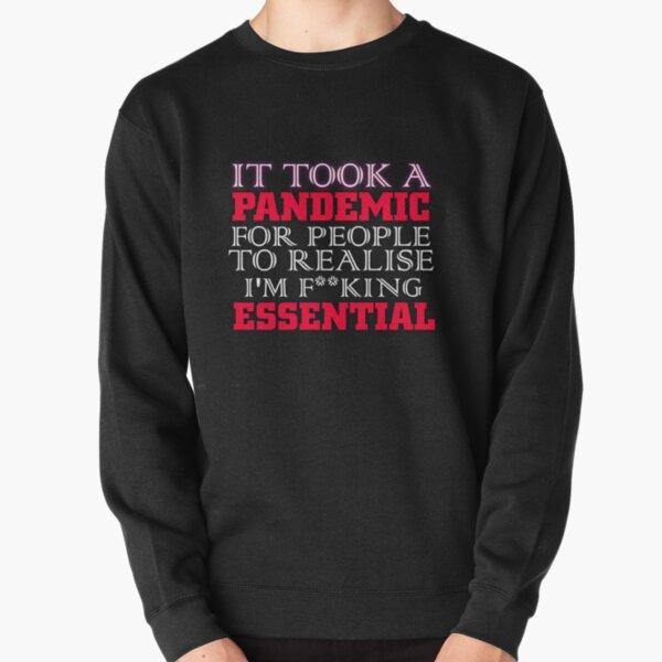 Essential Pullover Sweatshirt