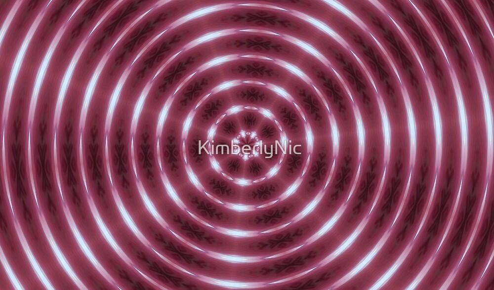Pink Kaleidoscope  by KimberlyNic
