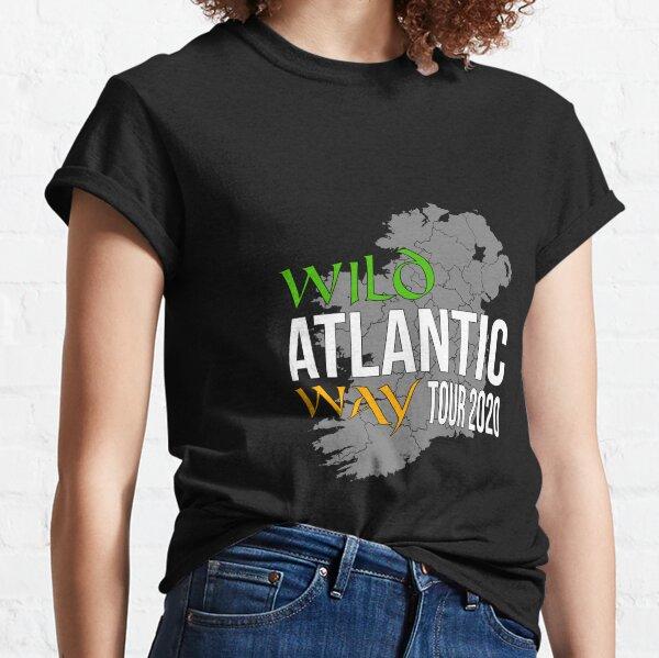 Wild Atlantic Way Tour 2020 Classic T-Shirt