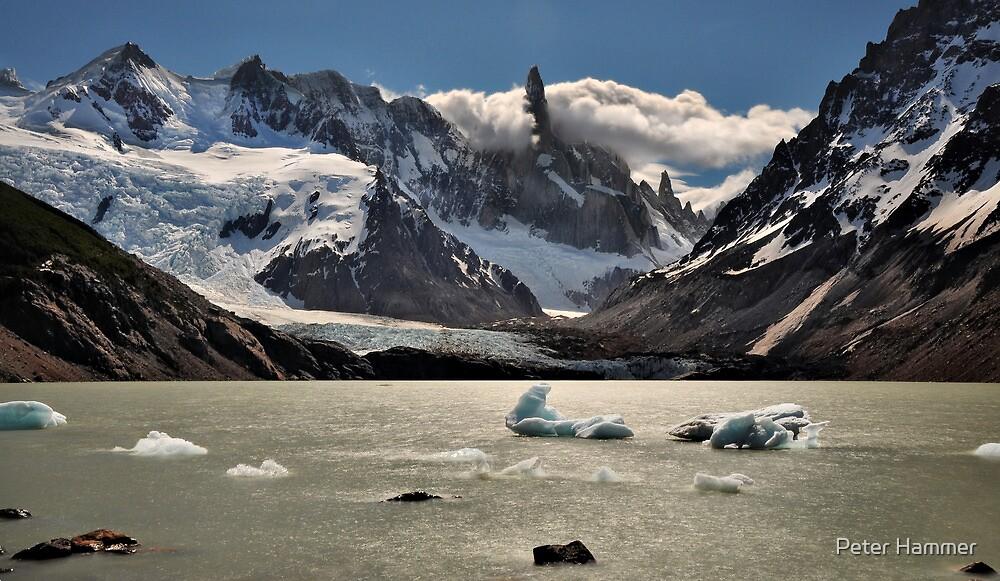 Laguna Torres by Peter Hammer