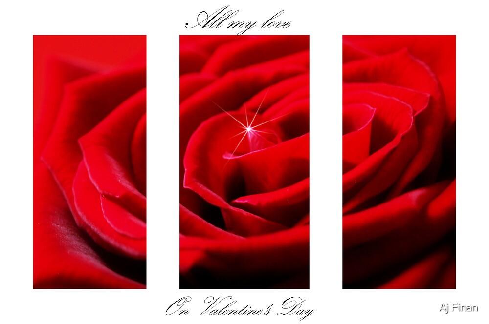 Valentine's by Aj Finan