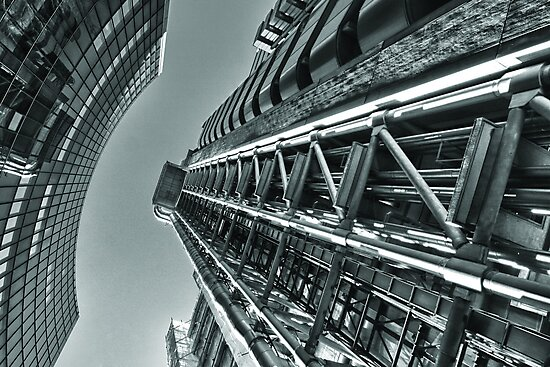 Lloyds of London by David Henderson