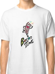 Bacon Time Classic T-Shirt
