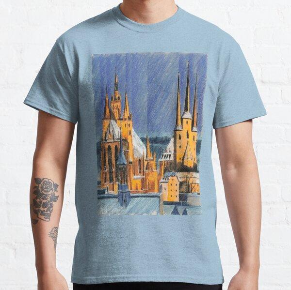 Weihnachten am Dom zu Erfurt Classic T-Shirt