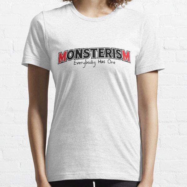 Monsterism Essential T-Shirt