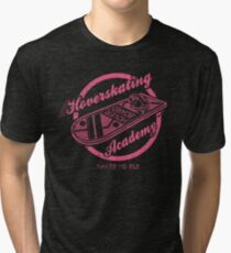 HOVERSKATING ACADEMY Tri-blend T-Shirt
