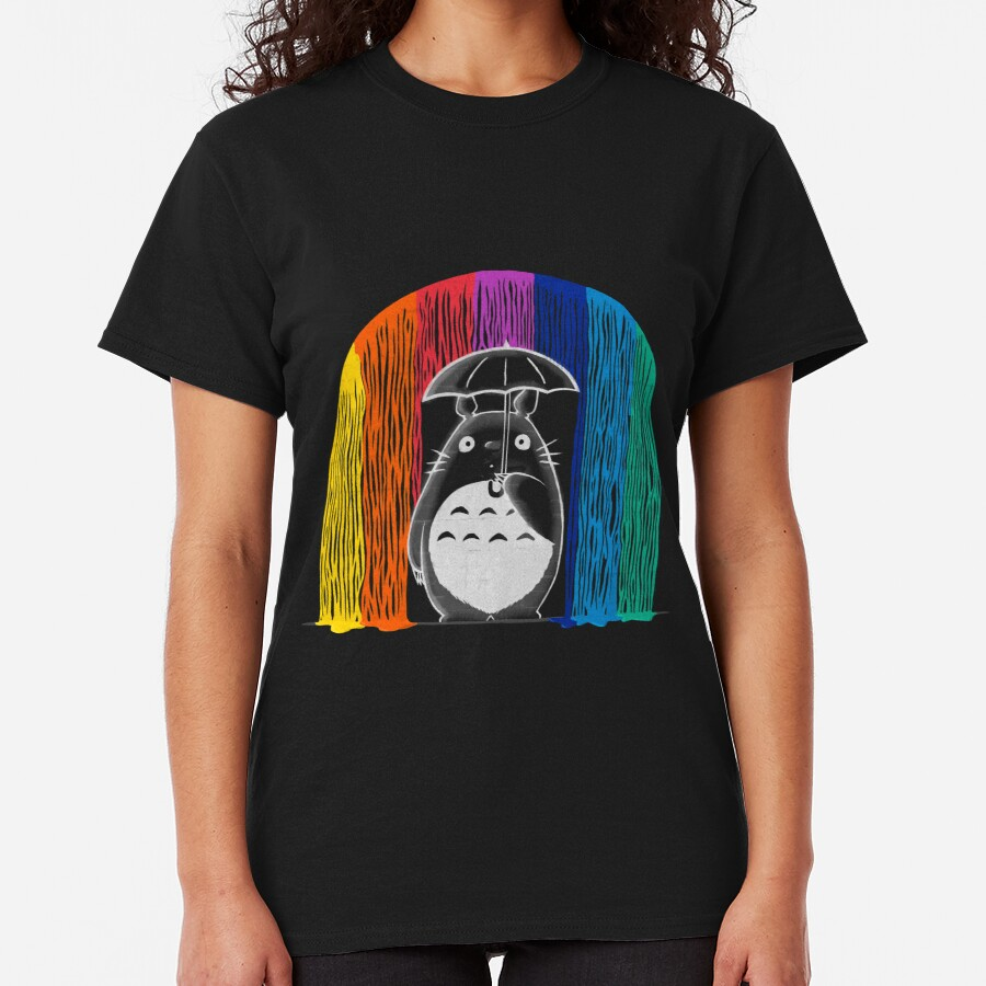 My colorful neighbor Classic T-Shirt