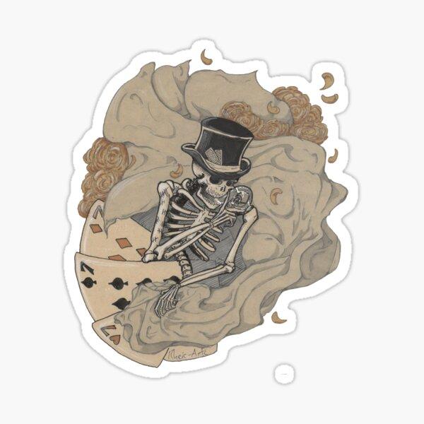 Gambler's Twist Sticker