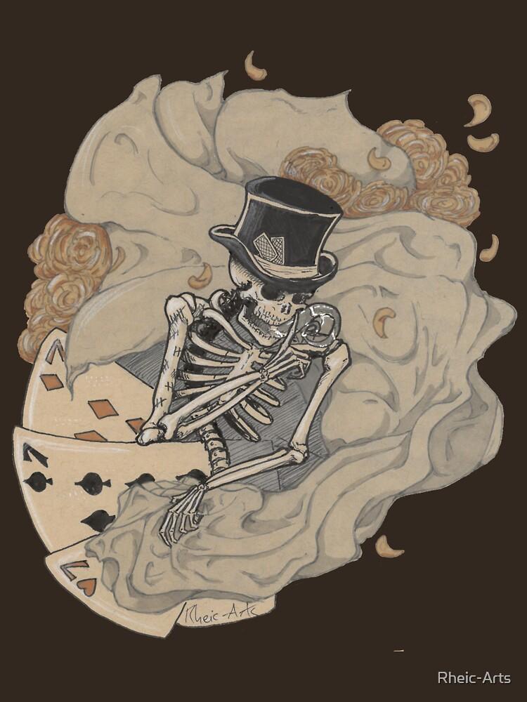 Gambler's Twist by Rheic-Arts