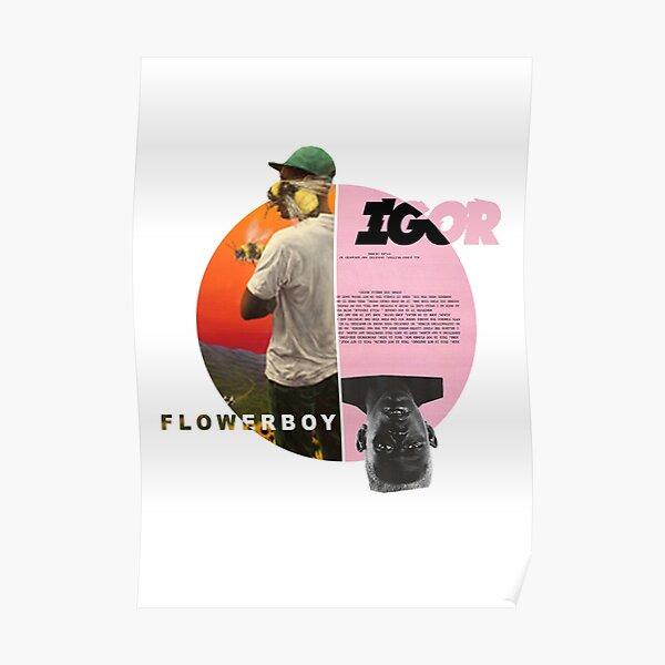 Igor x Blumenjunge Poster