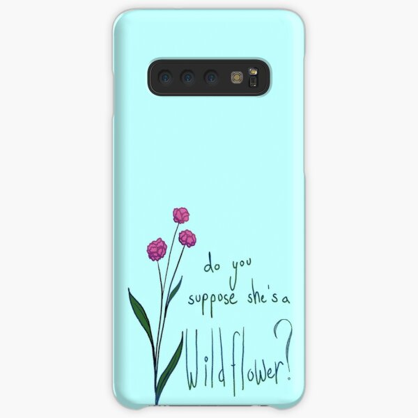 Wildflower Cases For Samsung Galaxy Redbubble