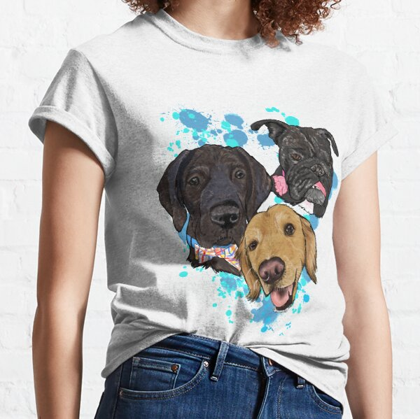 Labrador Retriever Baby Tee Shirt Cool Long Sleeve Shirt