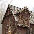 Hay Barn by teresalynwillis