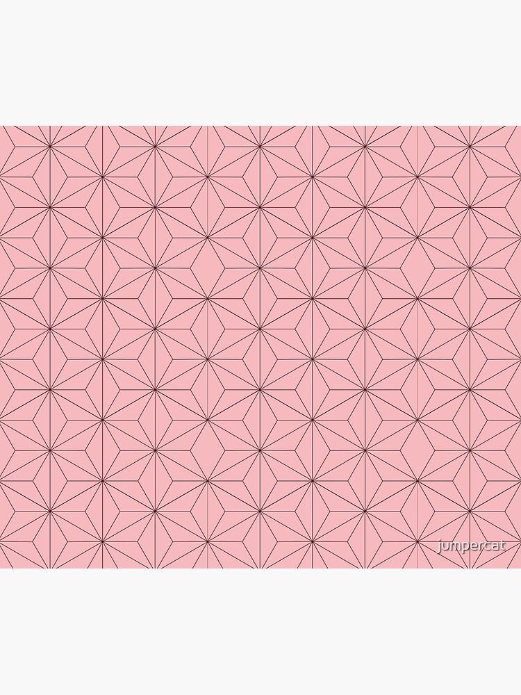 Nezuko Pattern by jumpercat