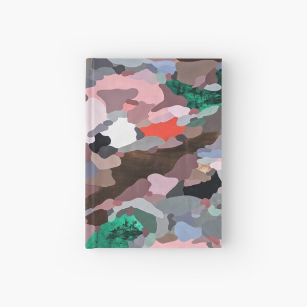 Pandemia Hardcover Journal