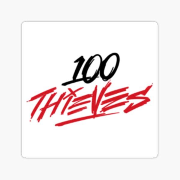 100T | 100 THIEVES Sticker