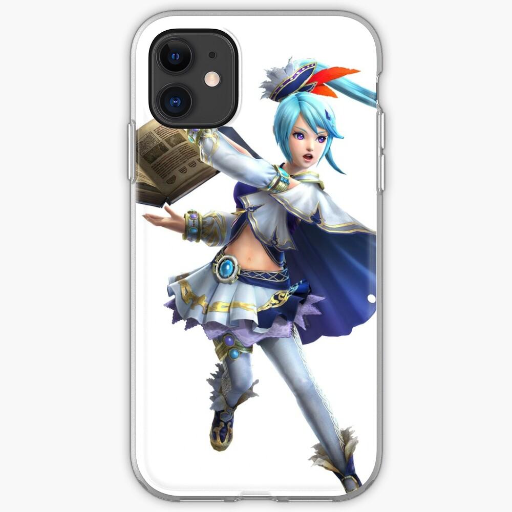 Lana Hyrule Warriors Iphone Case Cover By Lotr Fan Redbubble
