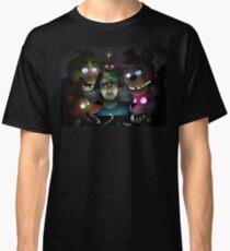 FNAF: Jacksepticeye's Turn Classic T-Shirt