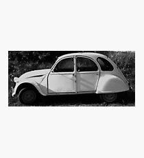 Cars 6 Photographic Print