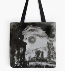 moving mountain thoughts.... moving on Tote Bag