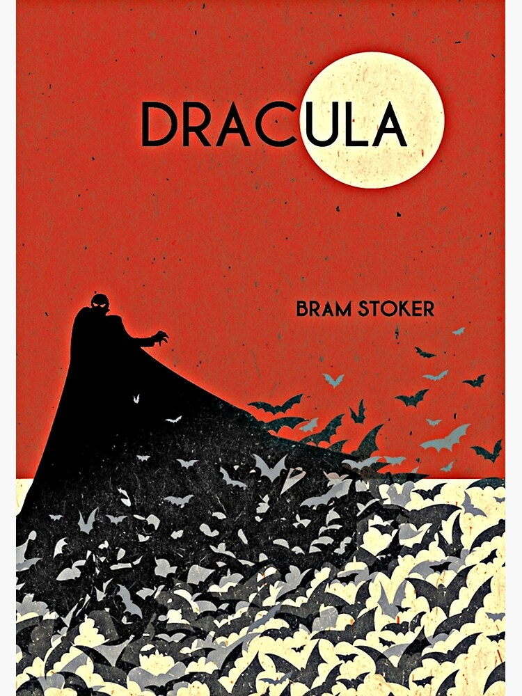 Image result for dracula by bram stoker book cover
