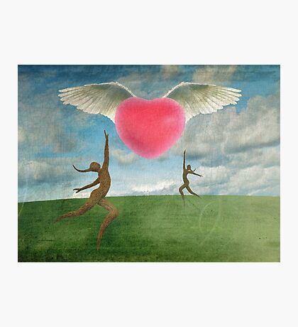 Love Is In The Air Part 2 Photographic Print