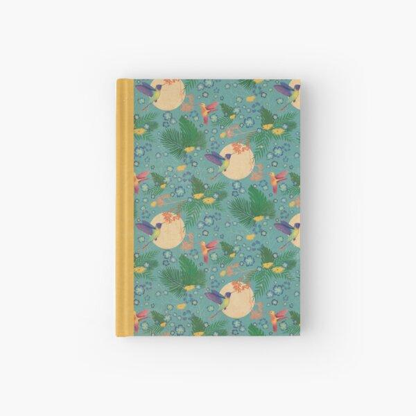 Rainbow Hummingbird Hardcover Journal