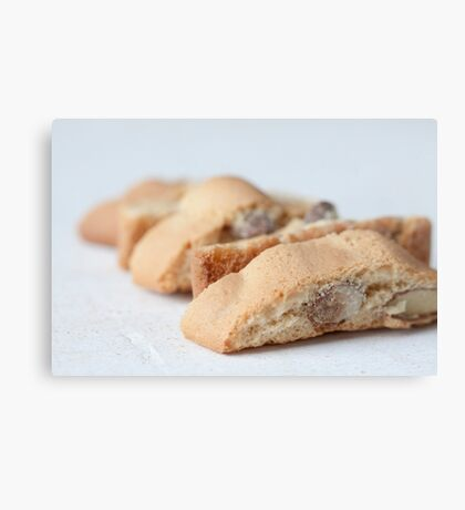 Twice Baked Canvas Print