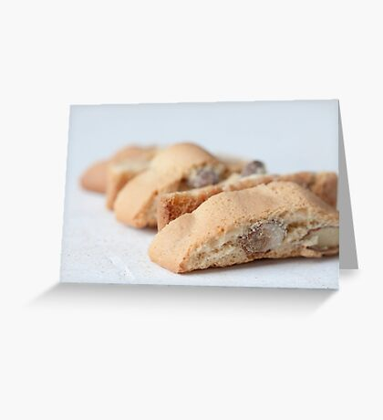 Twice Baked Greeting Card
