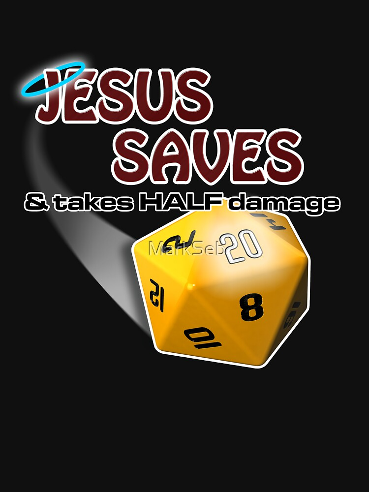 Jesus Saves | Unisex T-Shirt