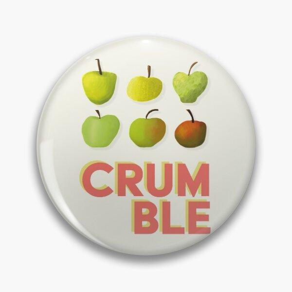 Crumble Pin