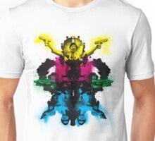 Senor Chang paintball montage Unisex T-Shirt
