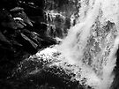 Water falls by Walter Quirtmair