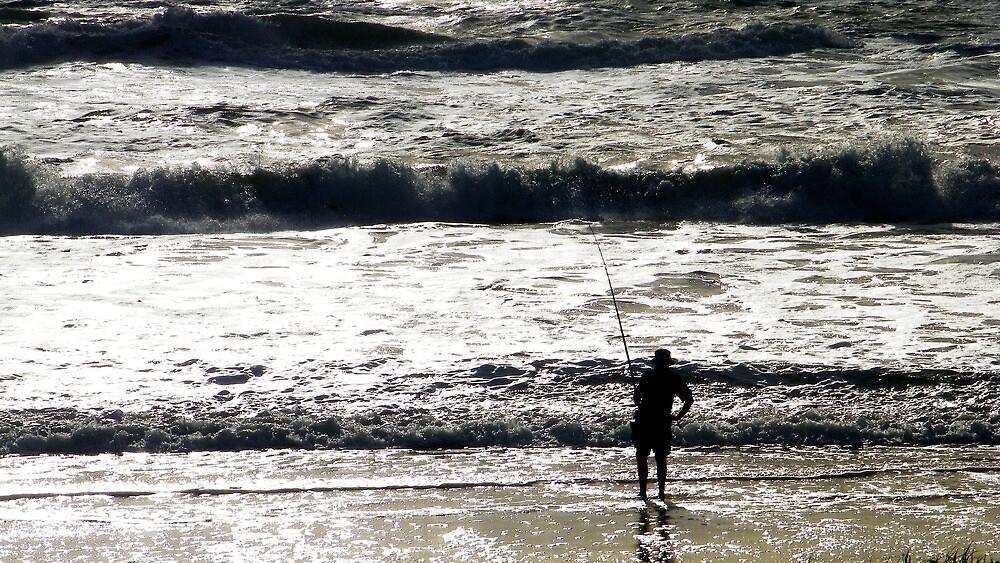 Fishing by Brandon Roos