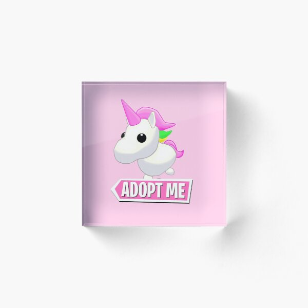 Roblox Adopt Me Unicorn Names Roblox Unicorn Gifts Merchandise Redbubble