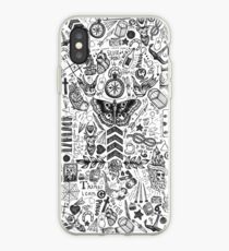 OT4 Tattoos iPhone Case