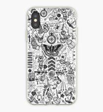 OT4 Tattoos iPhone Case