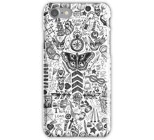 OT4 Tattoos iPhone Case/Skin
