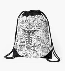 OT4 Tattoos Drawstring Bag