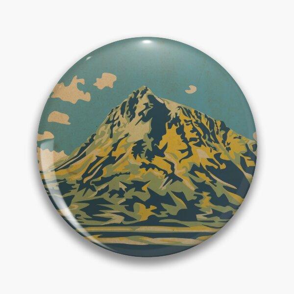 Buachaille Blue Sky Pin