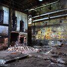 Bricks and Bricks by David Haworth