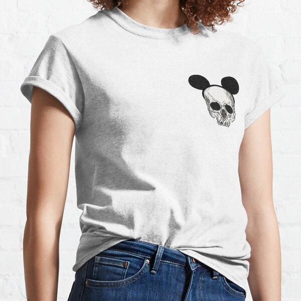 mouse skull Classic T-Shirt