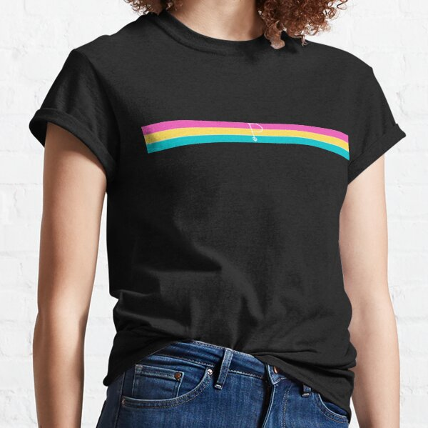 Pansexual all products available Classic T-Shirt