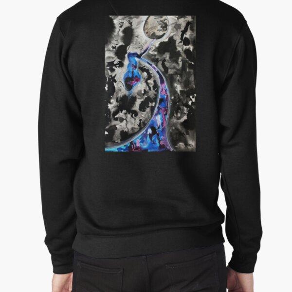 Moon Time Pullover Sweatshirt