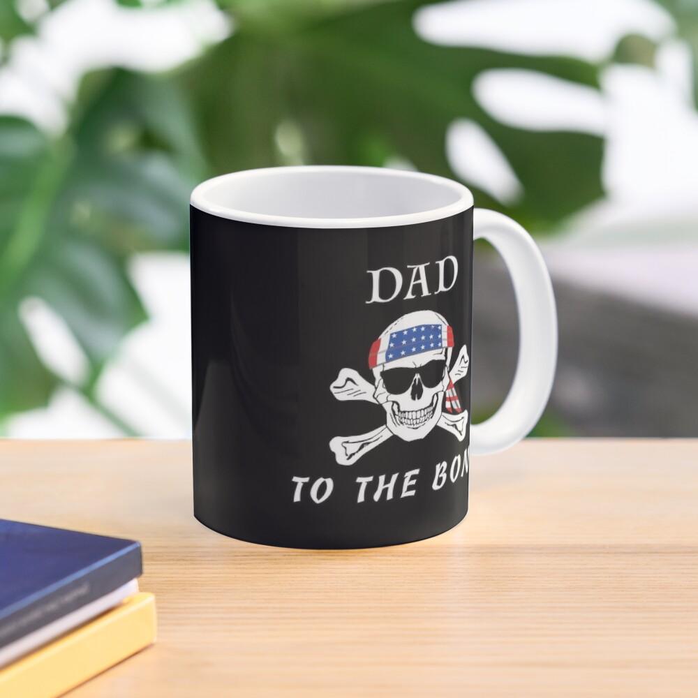 Dad to the Bone Patriarch Raider Fella Humer Garb. Mug