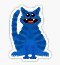BLUEMOON CAT Sticker