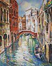 Venice by Stefano Popovski