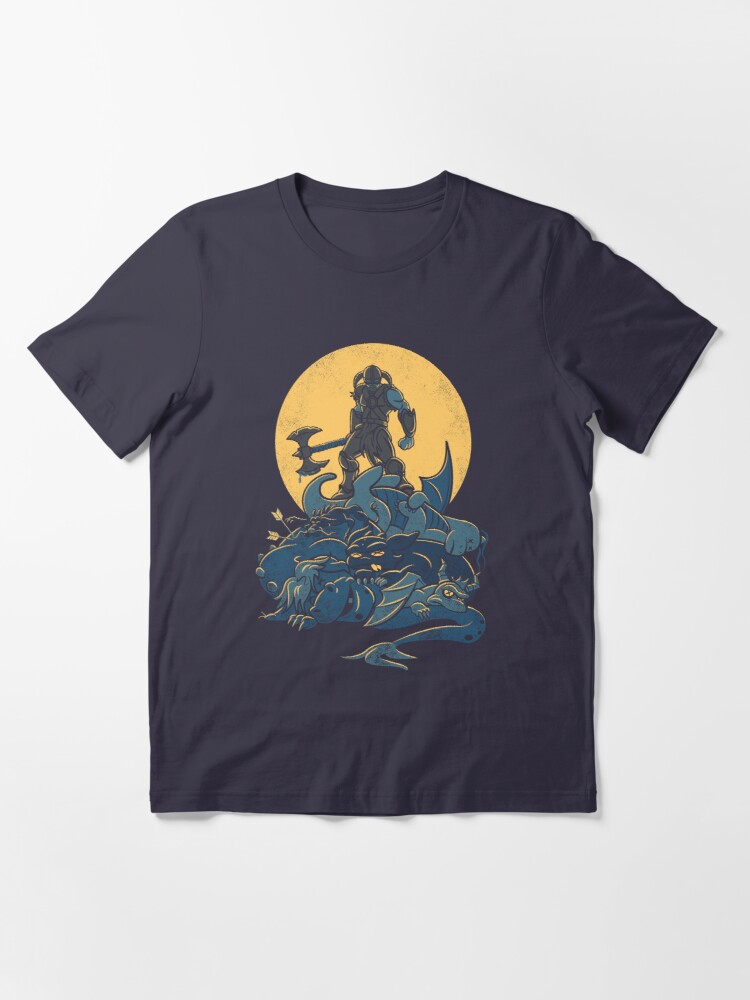 Alternate view of The Dragon Slayer  Essential T-Shirt