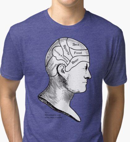 Cranium Tri-blend T-Shirt